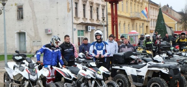 Quad klub Otočac ugostio vozače iz Istra, Zagorja i Like