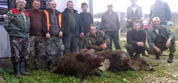Druženje lovaca u Dabru