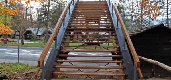 """Ponovno sigurno """"Pješačkim mostom"""" u NP Plitvička jezera"""