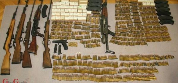 Oduzeto oružje i streljivo u Podlapači