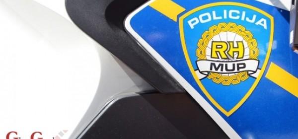 Iz policijske bilježnice tijekom proteklog vikenda