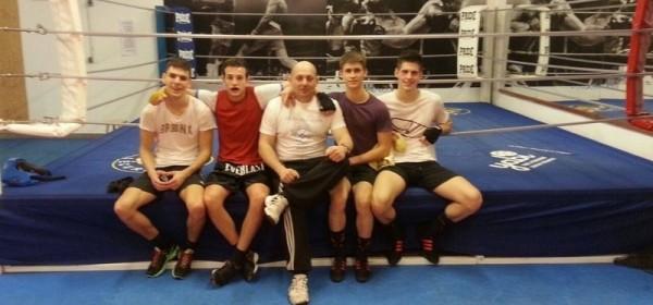 "Međunarodni boksački turnir ""Golden Glove"" u Subotici"