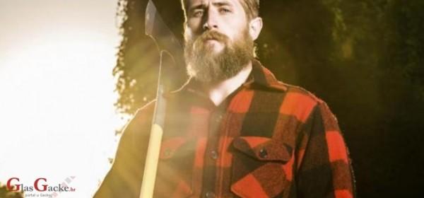Lumberseksualac i baba Franca