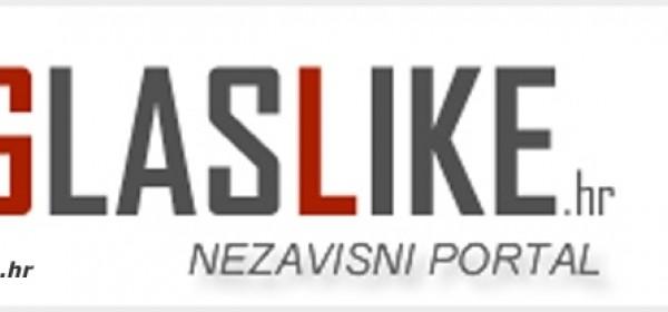 GlasLike.hr startao 1. prosinca ove godine