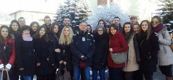 Studenti iz Sarajeva u Otočcu