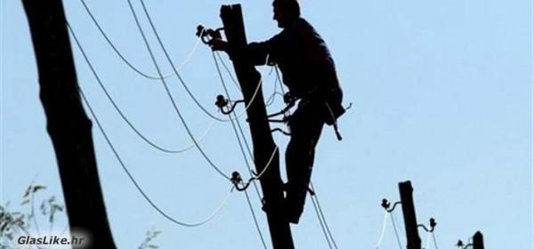 Tko je danas i sutra bez struje?
