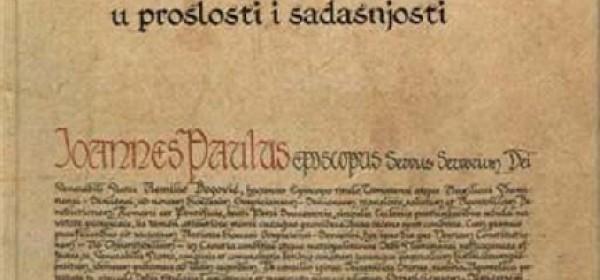 Predstavljanje knjige biskupa Bogovića u Otočcu