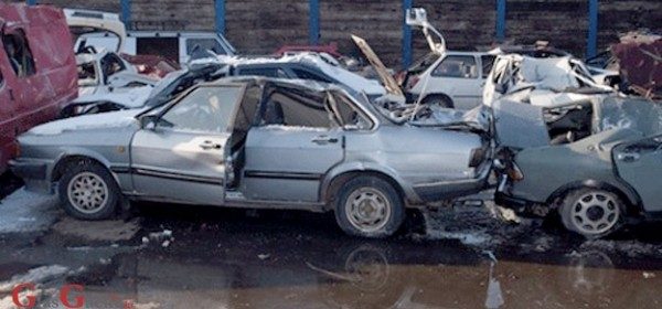 Smanjena naknada za gospodarenje otpadnim vozilima