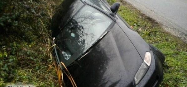 Saobraćajka u Raduču - žena teško ozlijeđena