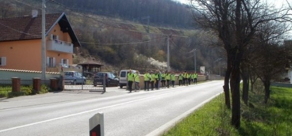 Gačanski hodočasnici prešice krenuli na Trsat