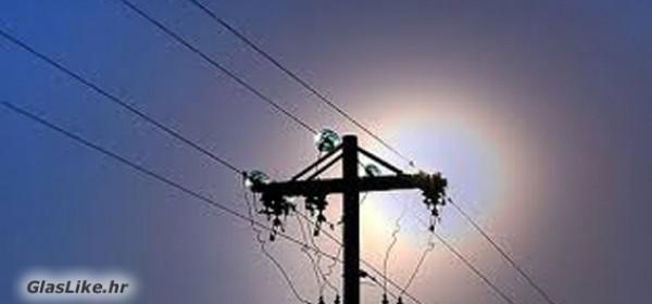 Okolica Udbine sutra bez struje