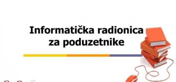 Županijska komora Otočac organizira besplatnu informatičku radionicu za poduzetnike