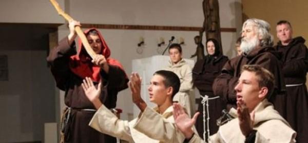Prikazanje života svetoga Lovrinca mučenika