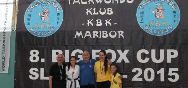 Iz Maribora - tri natjecateljice i tri medalje