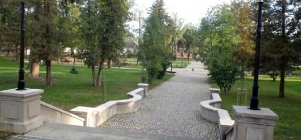 250 g. hrvatskog šumarstva - prigodna prodaja u parku u Otočcu