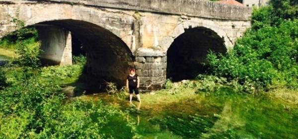 Udruga Švički slap pokrenula postupak zaštite kamenoga mosta