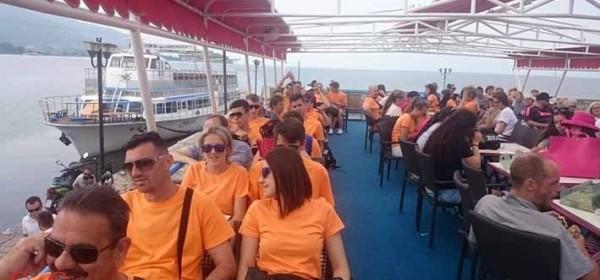 FD Otočac u Ohridu, baba Franca i još ponešto ...