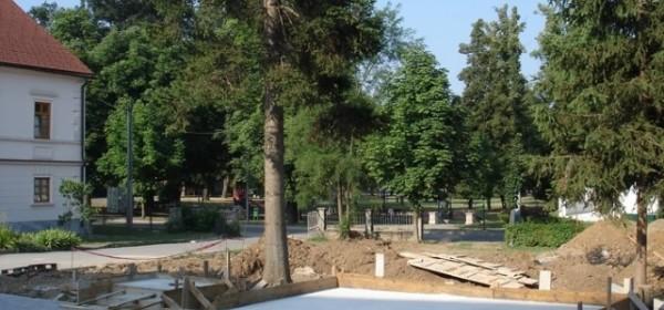 Uređenje Gačanskog parka hrvatske memorije polagano ide svomu kraju