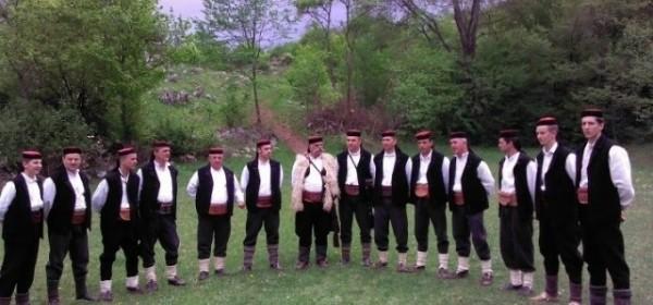 KUU Gacka iz Lešća - u Kninu na obljetnici Oluje