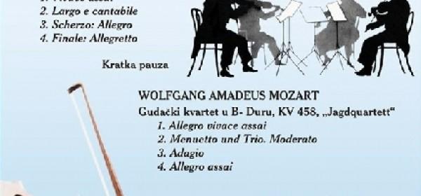 Koncert klasike u Karlobagu