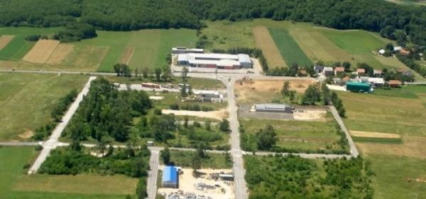 Uređenje kamp odredišta u Otočcu