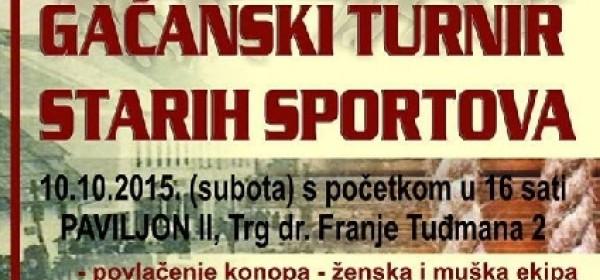 Gačanski turnir starih športova - sutra u 16 uri