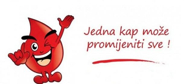 Sutra dragovoljno darivanje krvi