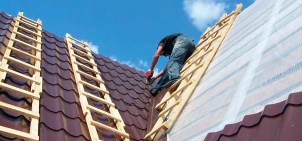 Obnova krovišta na stambenim zgradama