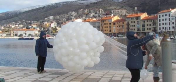 1500 balona za 3000. godina grada Senja