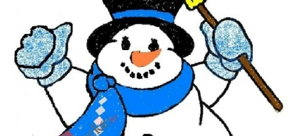 Završnica 3. festivala gackih snjegovića