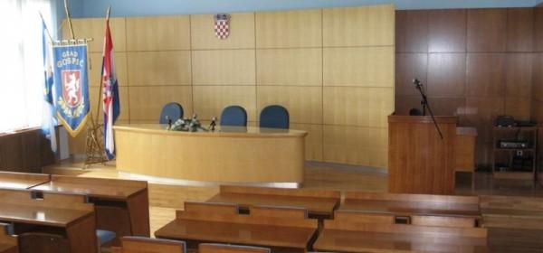 12. sjednica Gradskog vijeća Grada Gospića