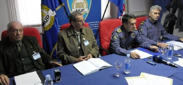 """Policija i lovci zajedno na projektu """"Siguran lov"""""""