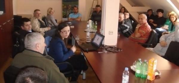 Održana prezentacija LAG-a Lika u Brinju