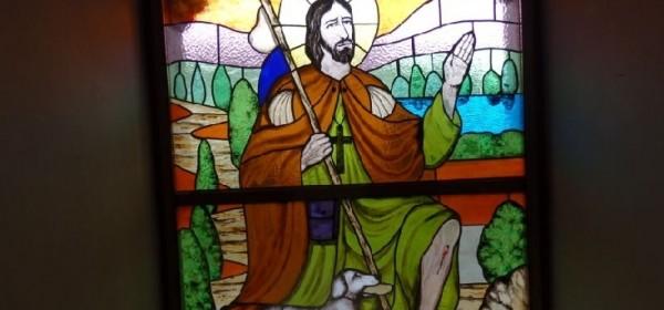"""Postavljen i treći vitraj """"Sv.Roka"""""""
