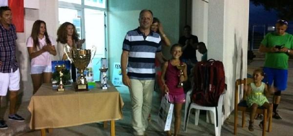 """Završeno tenisko finale """"Oluja 2015"""" u Novalji"""