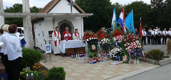 Žuta Lokva – 24. godine od pogibije hrvatskih redarstvenika