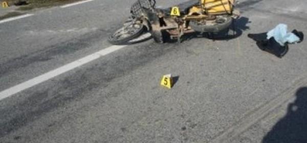 Smrtno stradao vozač mopeda u Bilaju