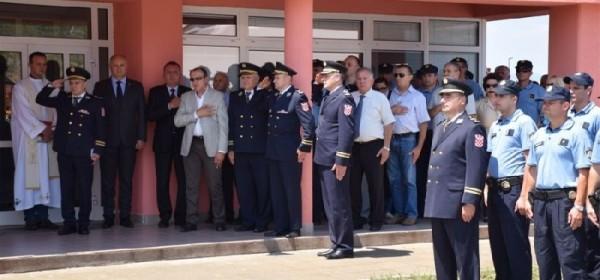 U Perušiću svečano otvorene prostorije privremene Postaje prometne policije