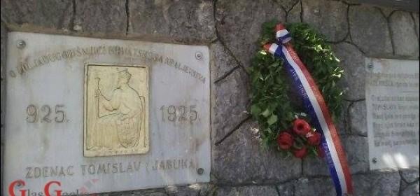 90 godina od podizanja spomen-zdenca Kralju Tomislavu