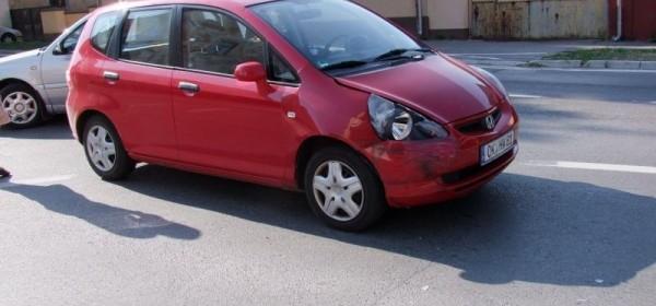Prometna nezgoda s materijalnom štetom