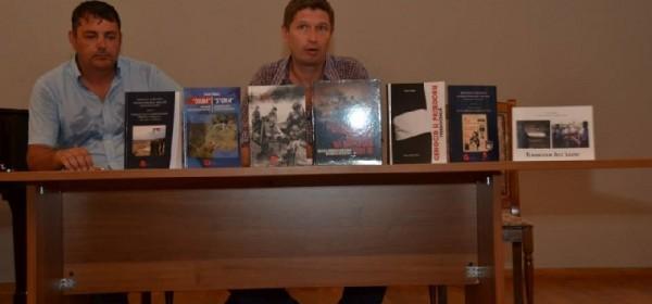 Predavanje na temu Domovinskog rata u Novalji