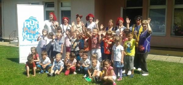 "Ruksak (pun) kulture u DV ""Ciciban"" Otočac"