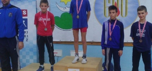 Frane Radošević prvi u Ludbregu na prvenstvu hrvača
