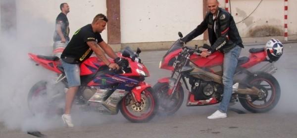 Otočka motorijada - gost Sandi Cenov