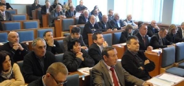 Sazvana XVI. sjednica Županijske skupštine