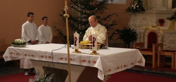 Misa na Božić u Otočcu