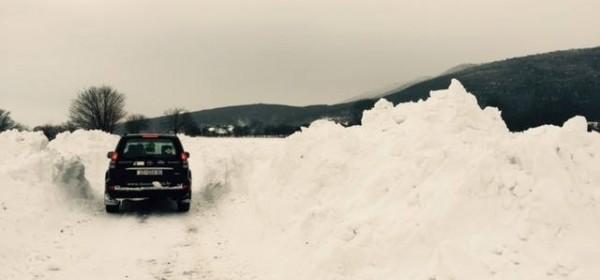 Sve ceste na području Brinja su očišćene i prohodne