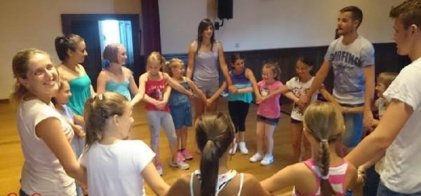 Uspješno završena dječja ljetna folkorna radionica u GPOU-u Otočac