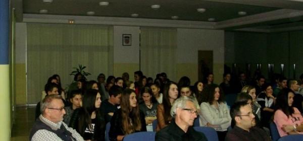 """Održano predavanje u KIC-u """"Mentalno zdravlje i rizična ponašanja mladih""""."""