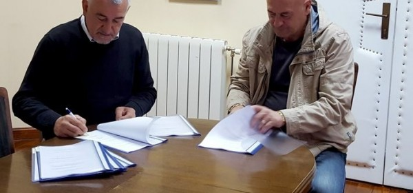 Potpisani ugovori za obnovu HRO-a i Graditelja